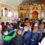 Выступление детей воскресной школы села Кабардинка