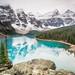Moraine Lake, Canada by Sunny Herzinger