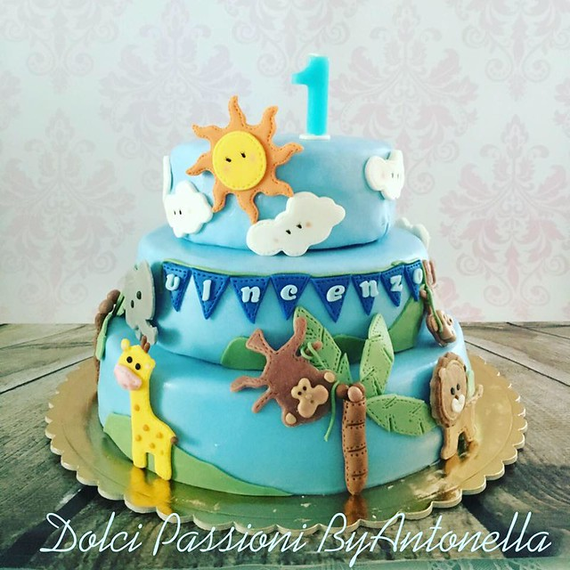 Cake by Dolci Passioni by Antonella