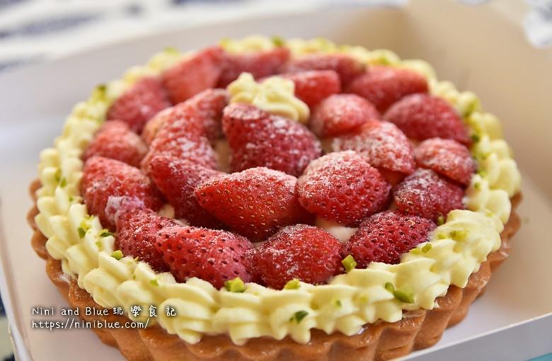 台中甜點.流浪者甜點研究室草莓塔05