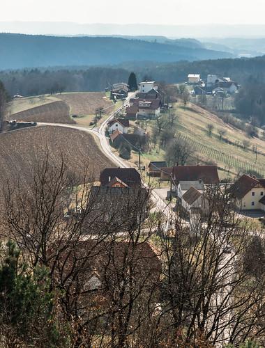 From Aussichtswarte St. Peter am Ottersbach