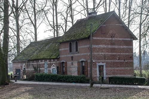 Herenthout, molenhuis Herlaar