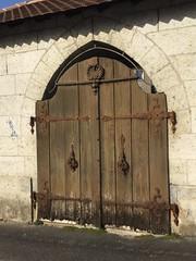 Cloister door
