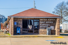 US Post Office | Clarkedale, Arkansas 72325