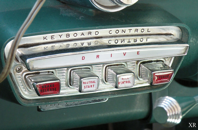 ... push-button transmission!