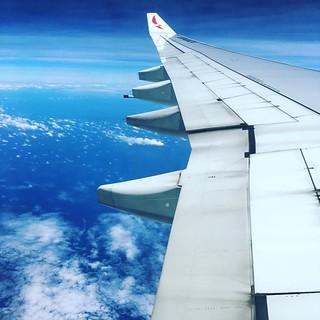 Oceano pacifico 🌊 #oceanopacifico #pacificocean #voo #avianca #peru
