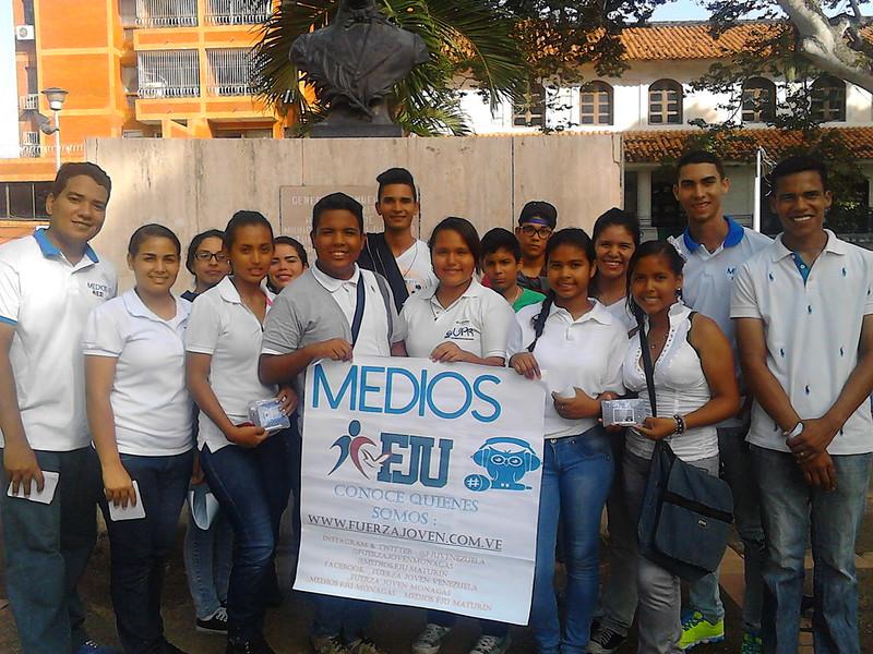 Caminata Social Media 2.0 - Edo. Monagas