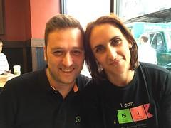 Alex y Sonia de Vigo, Galicia
