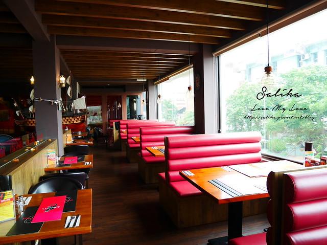 淡水美食餐廳Alleycats Pizza 巷貓餐廳 (2)