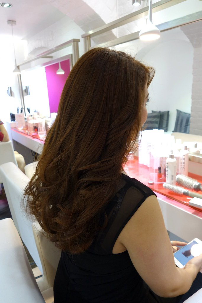 Holly Would, Blo, Blow Dry Bar, Covent Garden, London