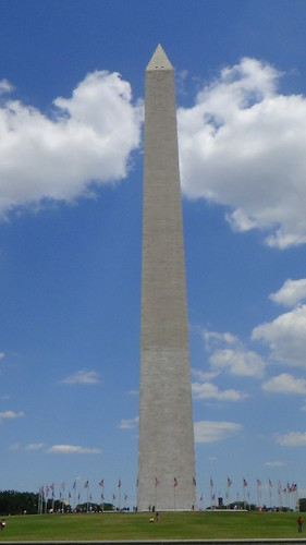Washington Monument July 15 9