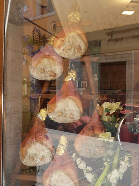 jambons de pietrasanta