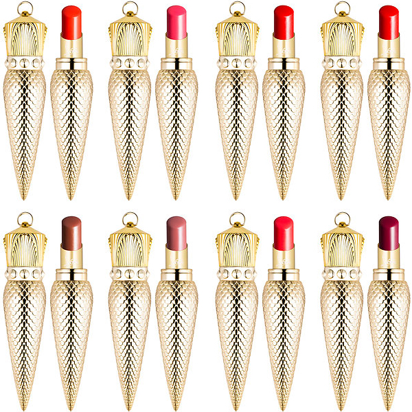 Christian Louboutin Sheer Voile Lip Colour Review Swatches
