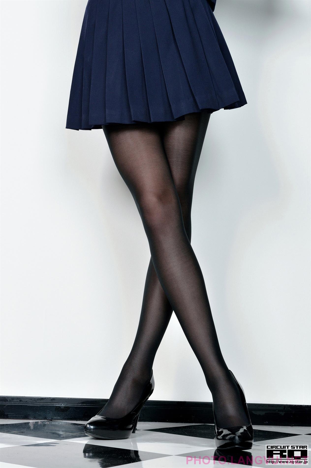 RQ STAR No 01058 Miho Abe School Girl