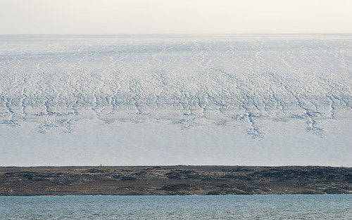 sea norway glacier svalbard arctic explore polarbear shore spitsbergen explored pprowinner kvitøya svalbardandjanmayen salomonaugustandreé