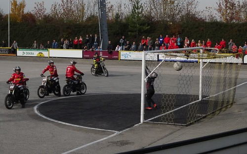 Youth motoball final: MSC Ubstadt-Weiher 8:4 MSC Taifun Mörsch