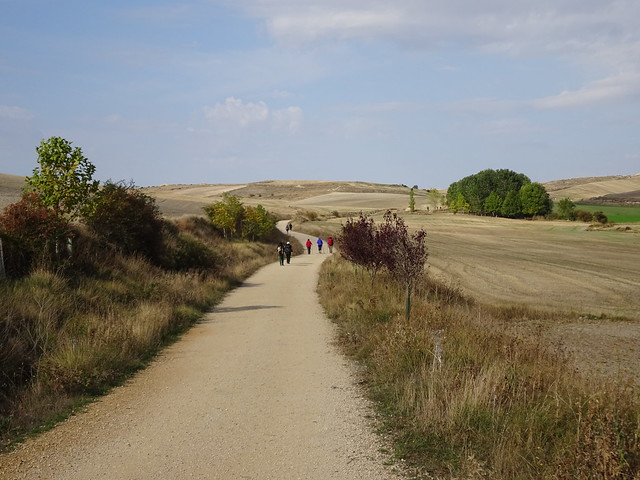 Burgos to Hornillos del Camino