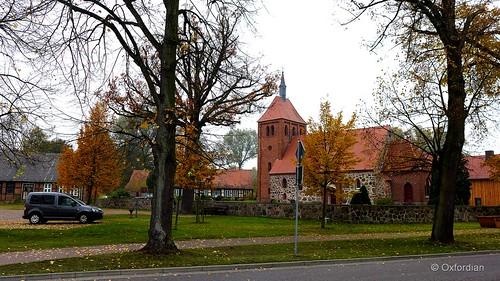 Mehmke - Feldsteinkirche