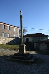 Estela-cruzeiro de Vila Boa, Celorico de Basto