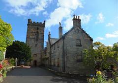 Culross Abbey, Fife, Scotland
