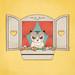 Elvis_gato by Fernanda Sponchiado
