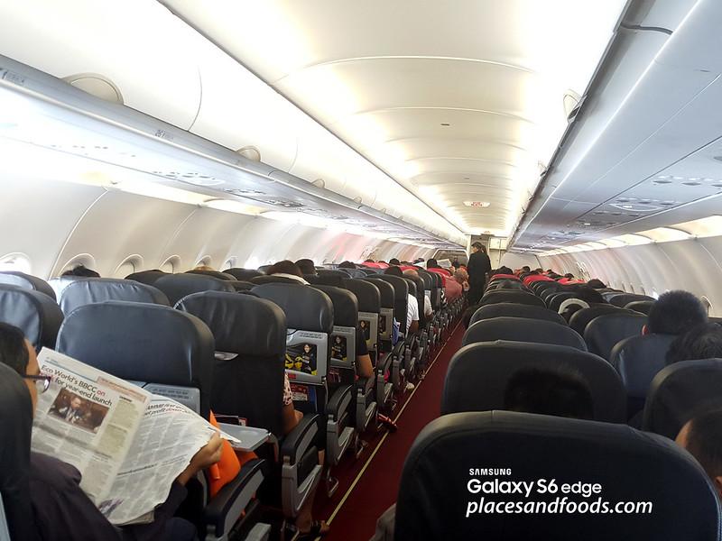airasia macau seats