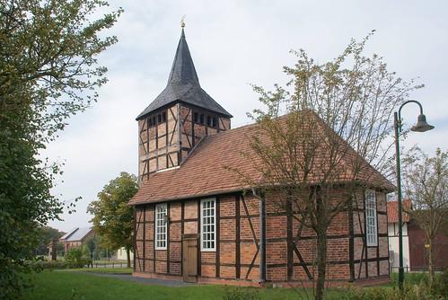 Potzehne, Dorfkirche