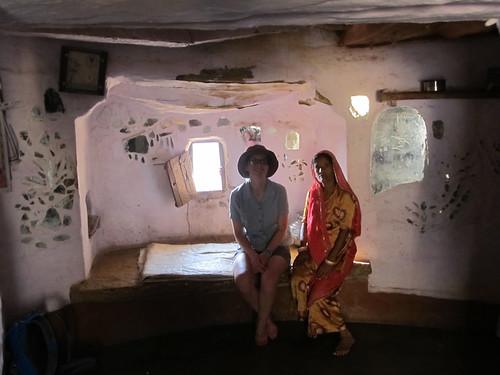 Maison du fort de Jaisalmer
