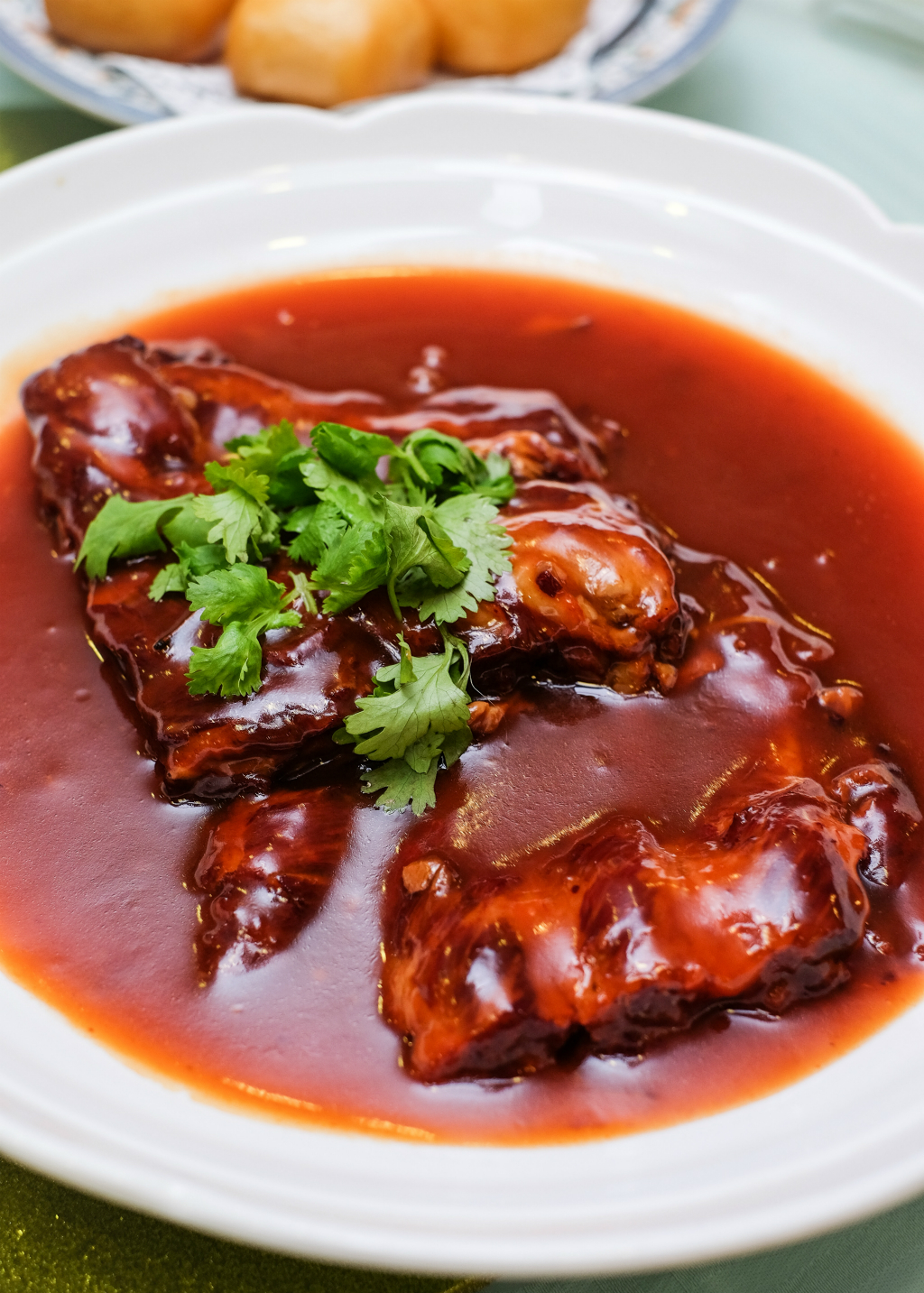 Li Jiang Restaurant: Braised Pork Ribs