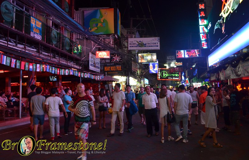 Walking Street Pattaya, Thailand #AirAsia #FAMTrip