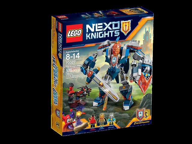 LEGO Nexo Knights 70327 - The King's Mech
