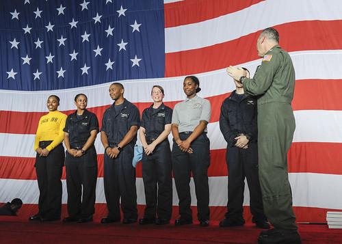 Meritorious Advancement Program Huge Success For PACFLT Sailors - Us map navy program