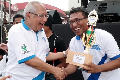HKN 51 Pameran Pembangunan Kesehatan 2015