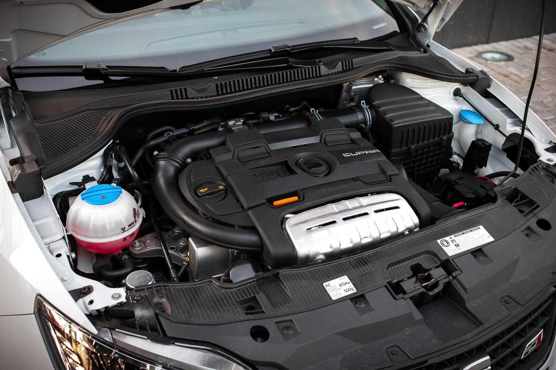 Двигатель SEAT Ibiza Cupra
