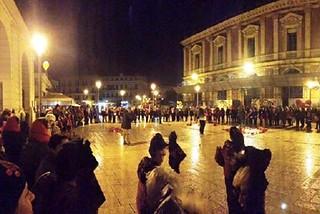 Torre a Mare. Piazza Ferrarese Bari front