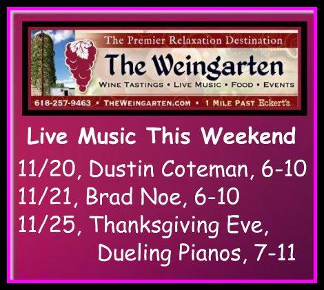 The Weingarten 11-20-15