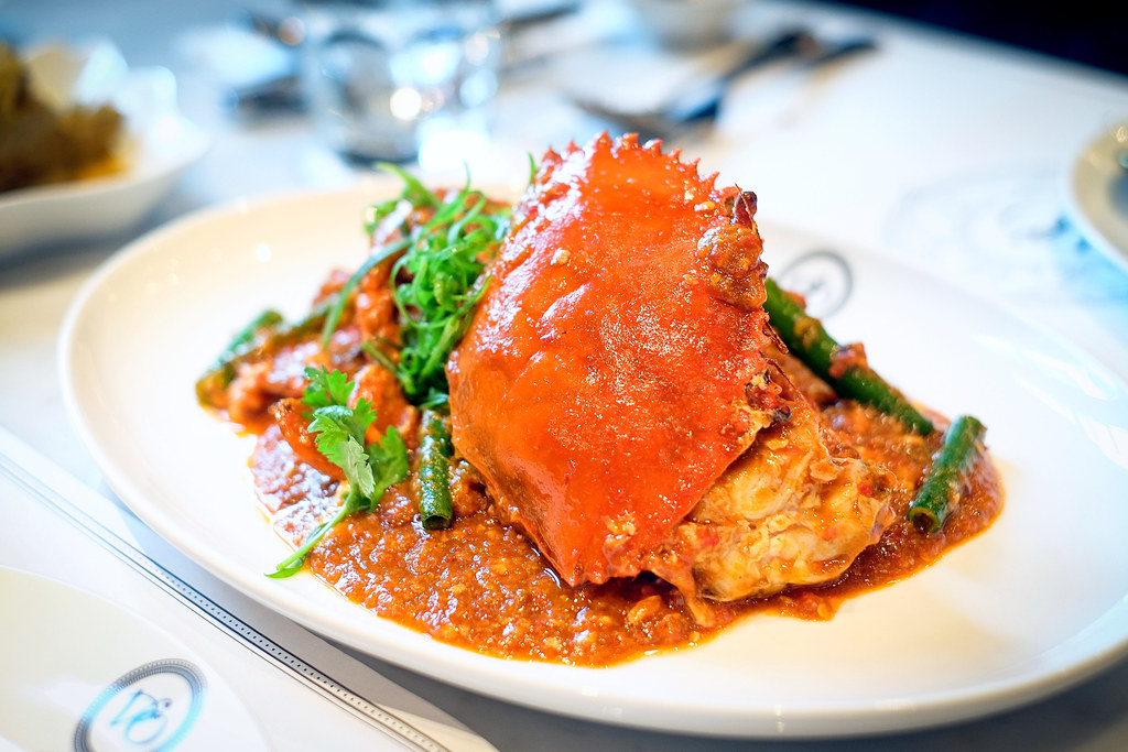 National Kitchen: Chilli Crab