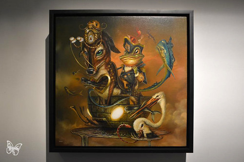 Paintguide - Greg 'Craola' Simkins