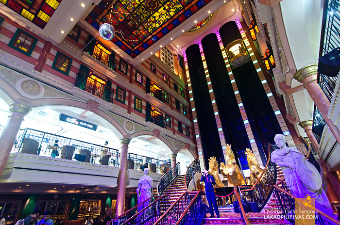 Star Cruises Superstar Virgo Cruise Guangzhou to Hong Kong