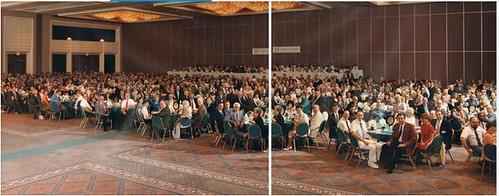 ANA 1991 Banquet photo combined