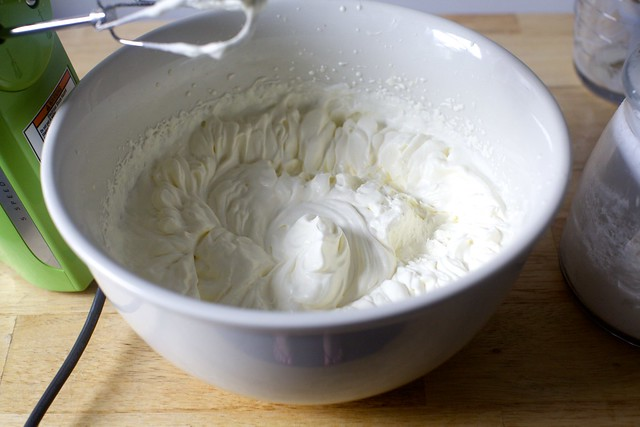 whipped mascarpone cream