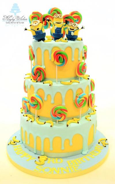 Cake by Hayley Wisken cakes