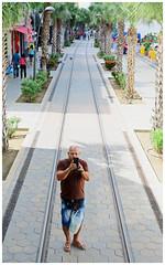 """Getting the shot"" - Oranjestad, Aruba"
