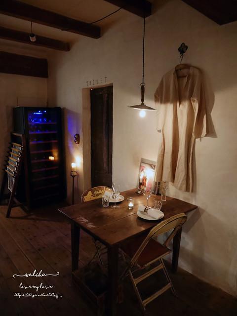 中正紀念堂老房子餐廳香色氣氛好 (3)