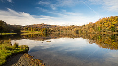 Autumn at #RydalWater