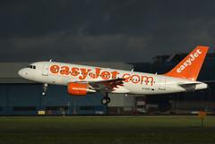 A319 G-EZEF easy Jet
