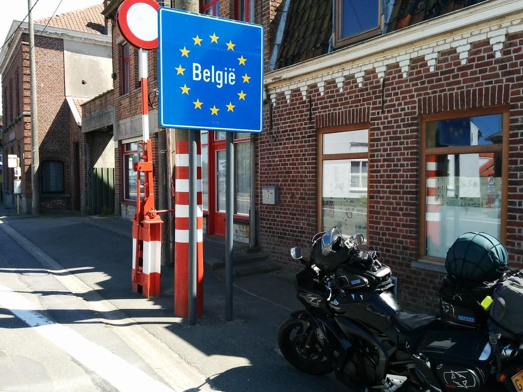 French - Belgian Border