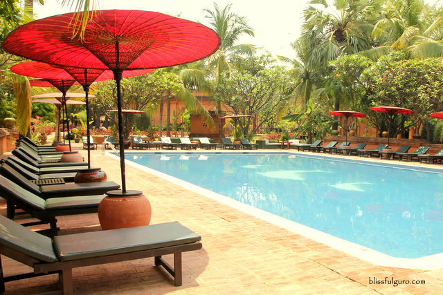 Amazing Bagan Resort Myanmar Swimming Pool