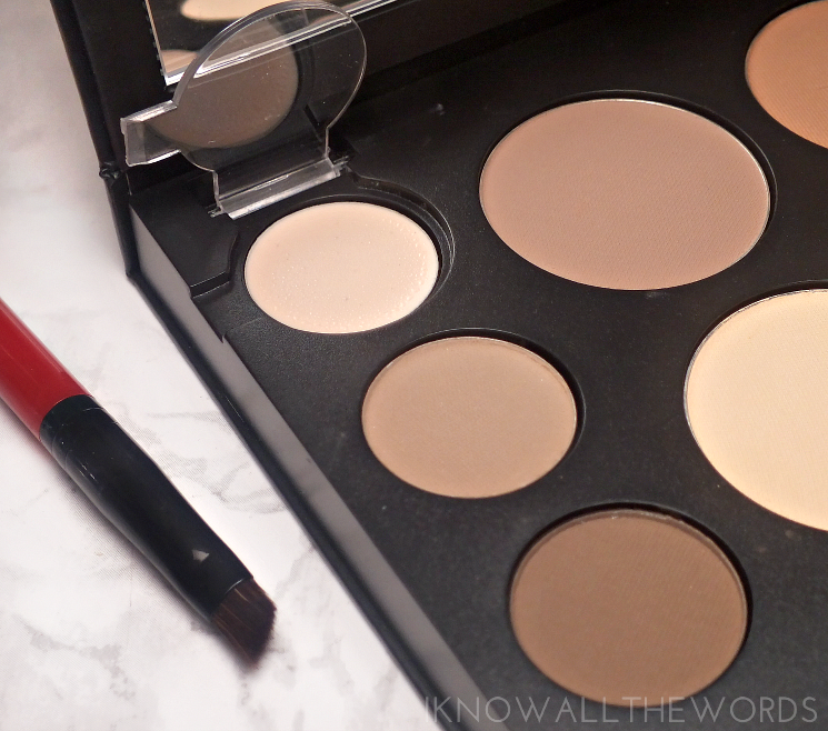 SMASHBOX #SHAPEMATTERS PALETTE 2015 (5)