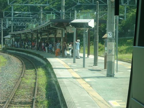 仙山線 山寺駅